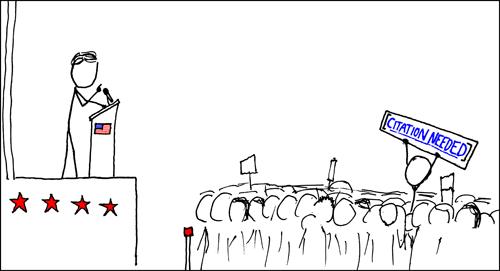 Cartoon via XKCD