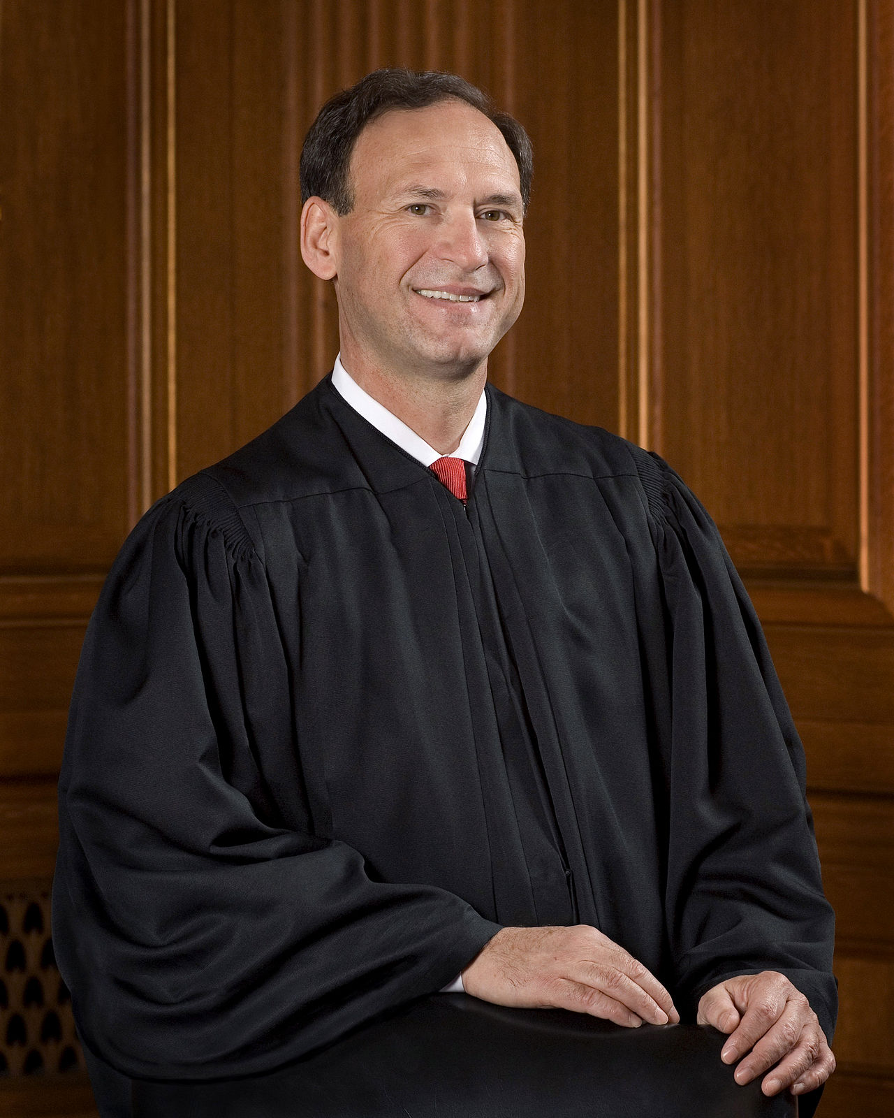 Justice Alito still isn't super sure about this whole birth control thing.