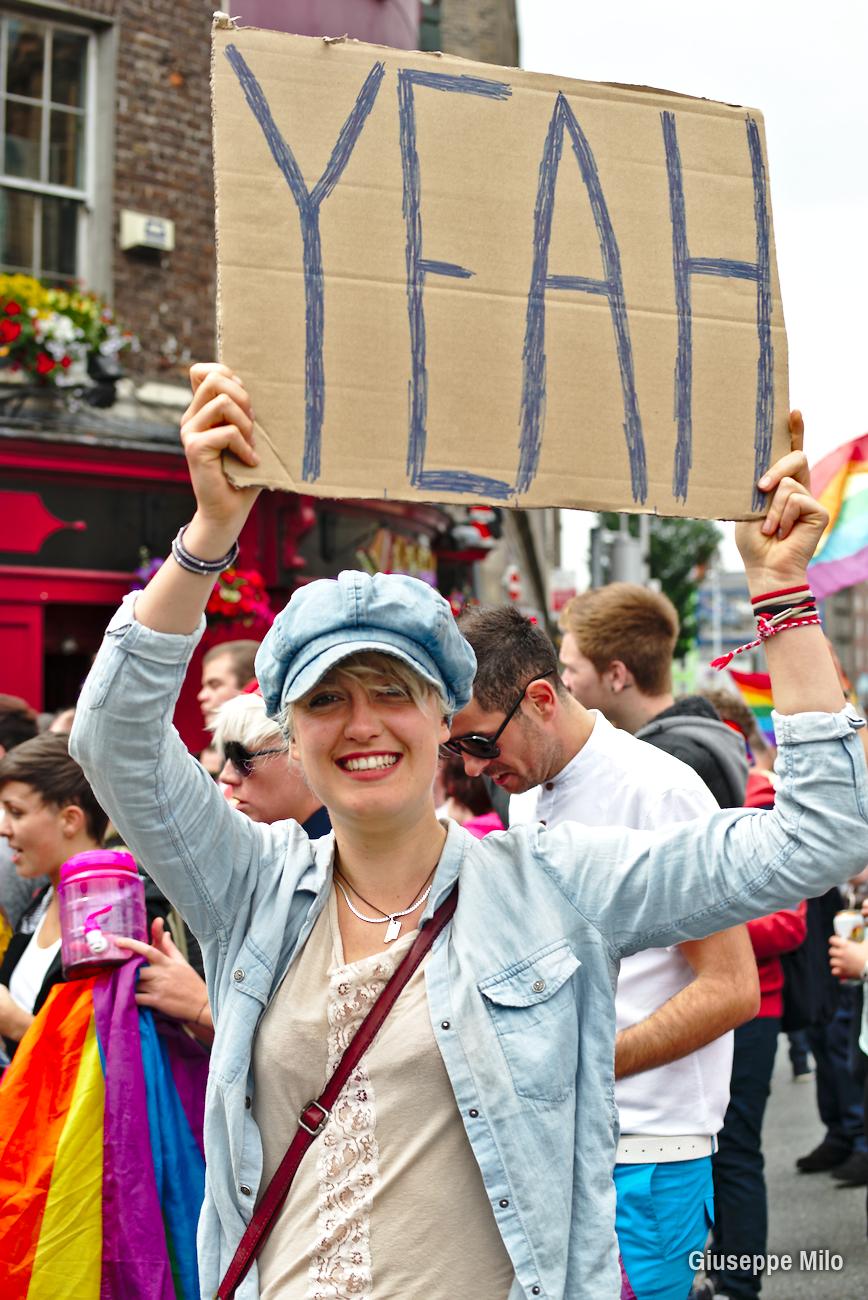 Dublin gay pride 2013
