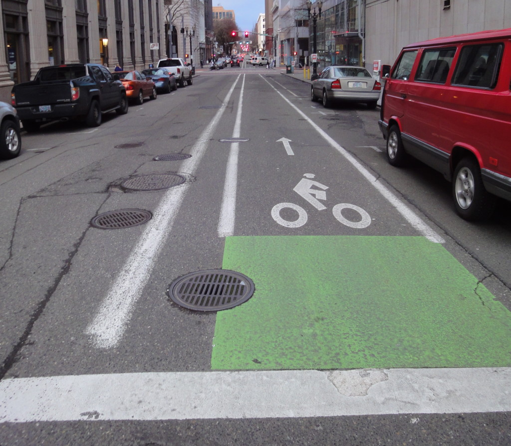 The latest threat to religious freedom: Bike lanes.